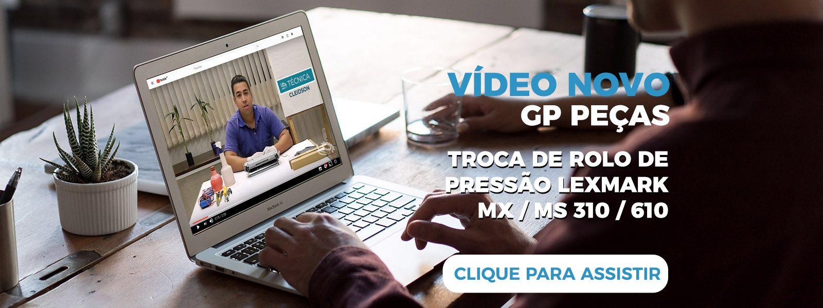 GP Peças - Peças para impressoras e copiadoras